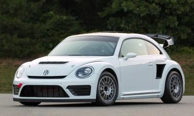 VW Beetle GRC front