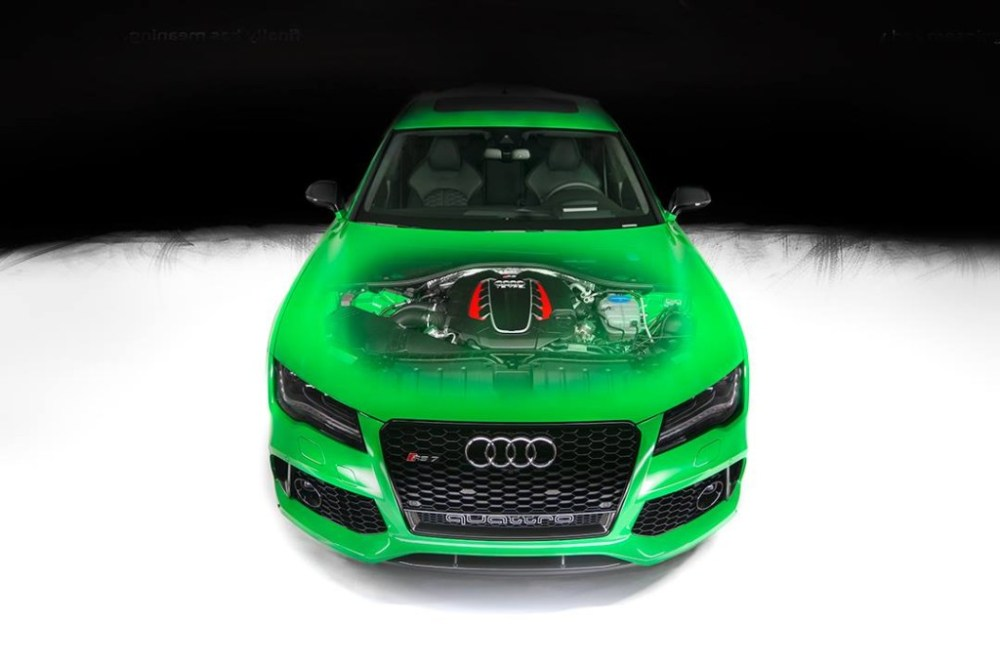 Audi RS7 by ECS Tuning