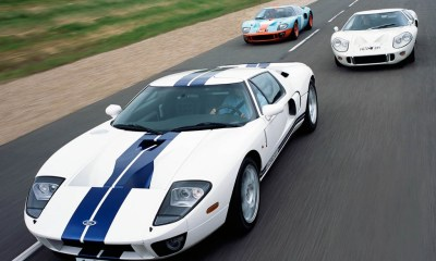 Ford GT supercar revival planned