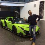 Kris Singh And His Lamborghini Veneno Obsession Continues The Supercar Blog