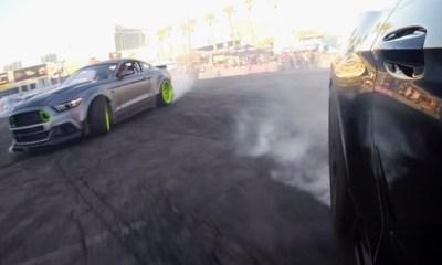 Mustang RTR Drifting- Wild Drift Ride