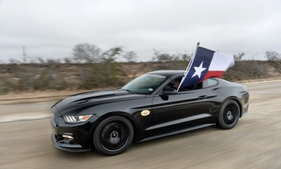 2015 Hennessey Mustang HPE700