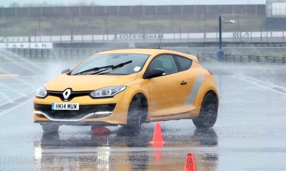 Renault Megane Sport 275 Trophy