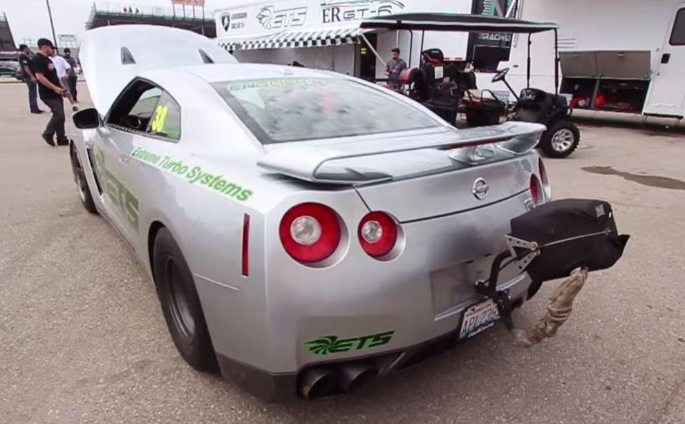 ETS Nissan GT-R