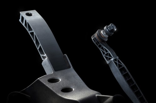 Gen-6 Camaro Composite Suspension Assembly