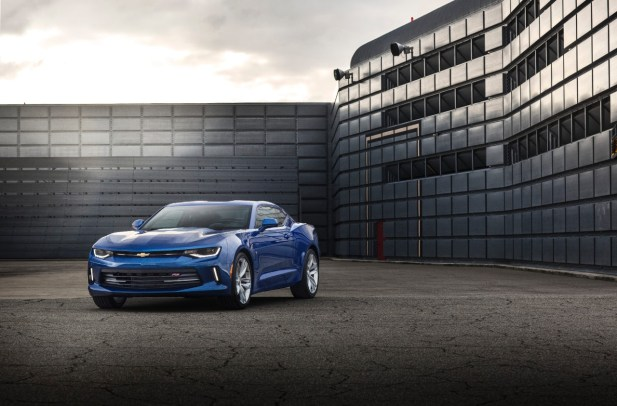 2016 Chevrolet Camaro RS launch 2