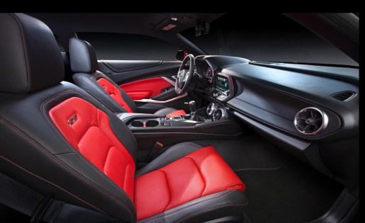 2016 Chevrolet Camaro launch 12