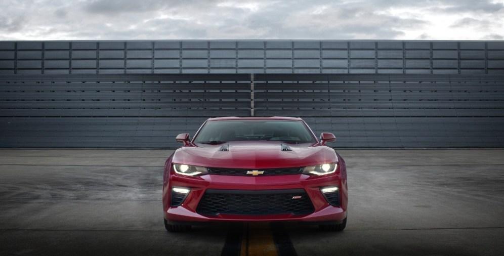 2016 Chevrolet Camaro launch 5
