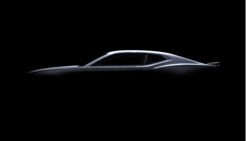 2016 Chevrolet Camaro side view