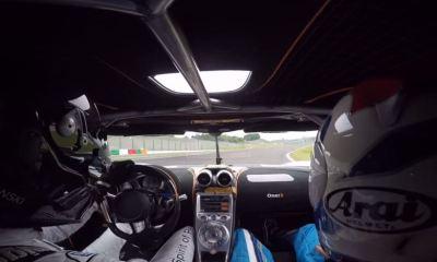 Koenigsegg One:1 at Suzuka Circuit, Japan