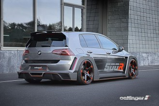 Oettinger VW Golf R500 Worthersee