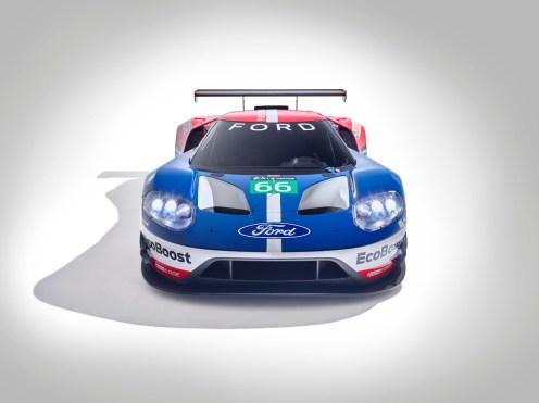 Ford GT Le Mans Race Car