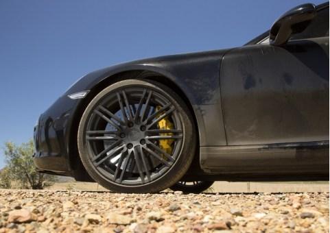 2016 Porsche 911 Carrera test mule