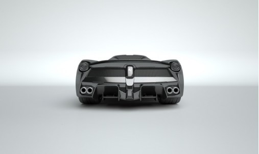 Carbon Fiber LaFerrari by Vitesse-AuDusses
