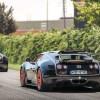 Bugatti Chiron prototypes