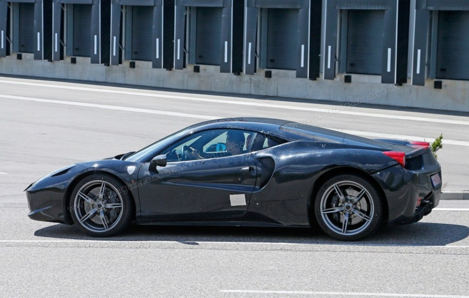 Ferrari Dino Prototype