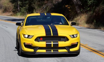 Ford Mustang Shelby GT350R 1