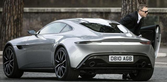 Aston Martin DB10 from Spectre