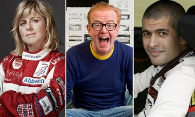 Chris Harris, Sabine Schmitz, Chris Evans- new Top Gear hosts