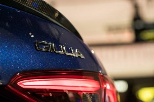 Alfa Romeo Giulia- 2016 Detroit Auto Show-7