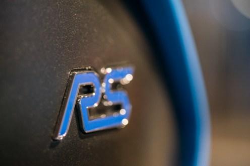 Ford Focus RS- 2016 Detroit Auto Show-2