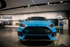 Ford Focus RS- 2016 Detroit Auto Show