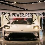 Ford GT- 2016 Detroit Auto Show-9