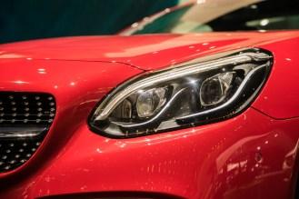 Mercedes-AMG SLC43- 2016 Detroit Auto Show-2