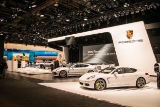 Porsche- 2016 Detroit Auto Show-1
