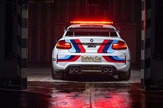 2016 BMW M2 MotoGP Safety Car-10