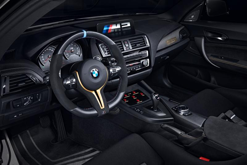 2016 BMW M2 MotoGP Safety Car- interior-1