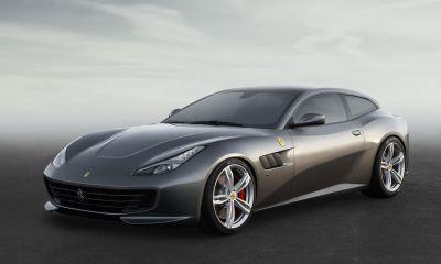 2016 Ferrari GTC4Lusso- Villa d'Este Concours-1