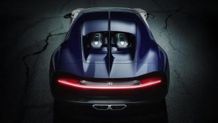 Bugatti Chiron Official Image- 2016 Geneva Motor Show-15