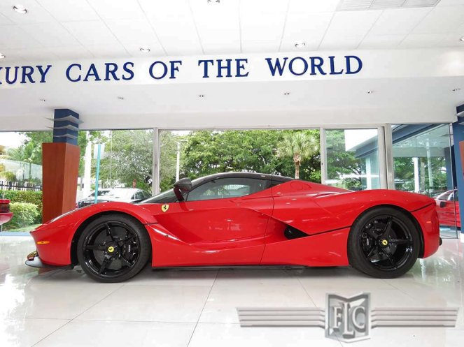 Ferrari LaFerrari for sale in the US-1