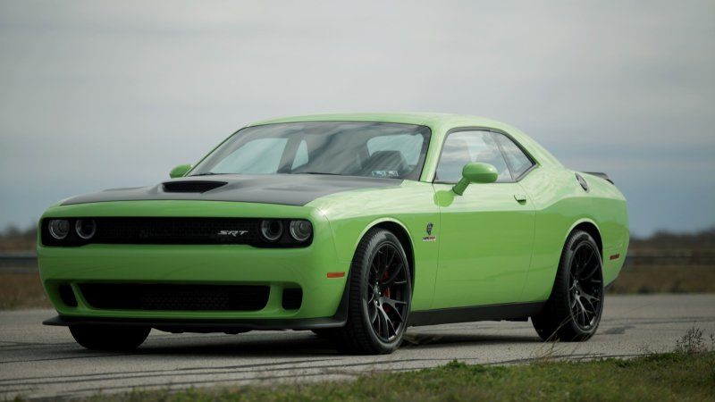 Hennessey-HPE850-Challenger-Hellcat