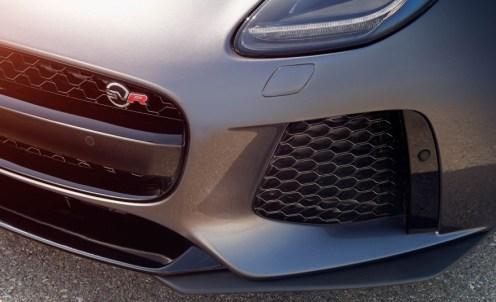 Jaguar F-Type SVR Convertible-2016 Geneva Motor Show-16