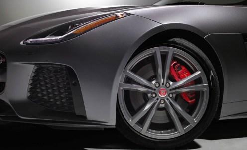 Jaguar F-Type SVR Convertible-2016 Geneva Motor Show-18