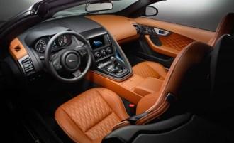 Jaguar F-Type SVR Convertible-2016 Geneva Motor Show-22
