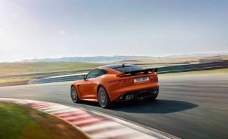 Jaguar F-Type SVR Coupe-2016 Geneva Motor Show-12