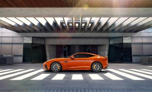 Jaguar F-Type SVR Coupe-2016 Geneva Motor Show-16