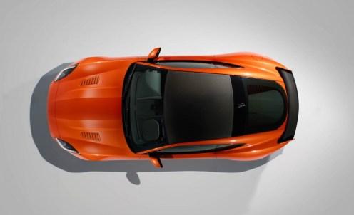 Jaguar F-Type SVR Coupe-2016 Geneva Motor Show-24