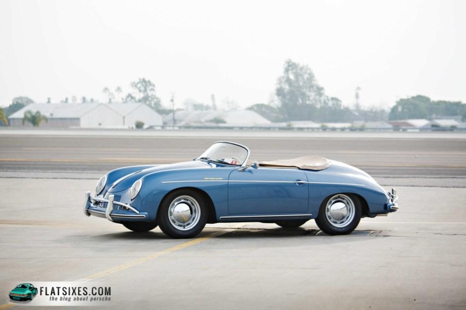 Jerry Seinfeld's Porsche Collection-1957 Porsche 356 A Speedster