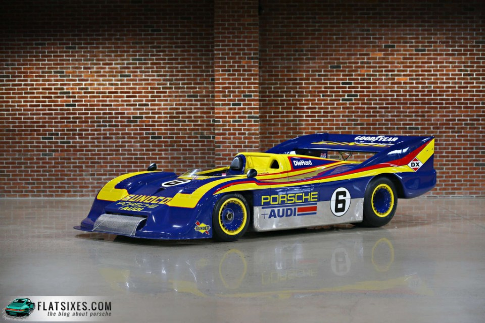 Jerry Seinfeld's Porsche Collection- 1973 Porsche 917-30 Can-Am Spyder
