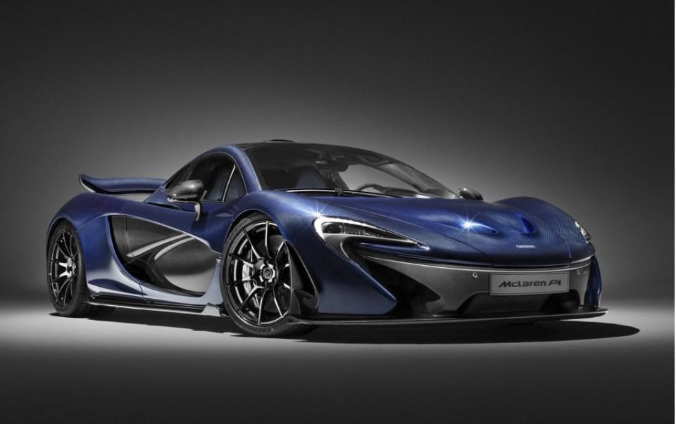 MSO-tuned McLaren P1-2016 Geneva Motor Show-1