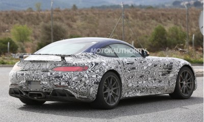 Mercedes-AMG GT R Spy Shots-1