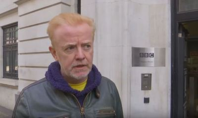 Chris Evans apologizes for Top Gear's Cenotaph Stunt