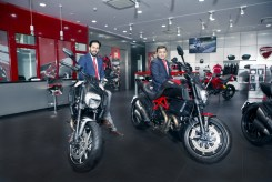 Pune gets its first Ducati dealership-11
