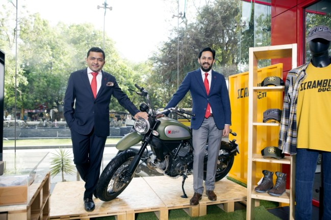 Pune gets its first Ducati dealership-13
