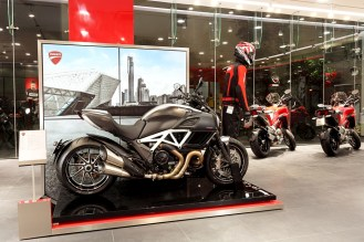 Pune gets its first Ducati dealership-5
