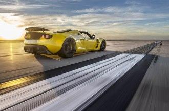 Hennessey Venom GT Spyder World Record-4